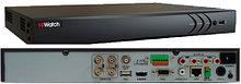 DS-H204QP - 4-х канальный Turbo HD4.0 гибридный видеорегистратор с поддержкой 4-х камер TVI/AHD/CVI/CVBS* с разрешением до 4MP на канал + 1 IP-канал с