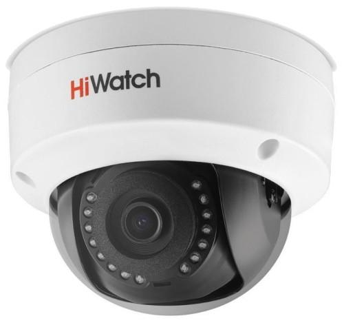 DS-I452 - 4MP Уличная купольная EasyIP-2.0Plus IP-камера со Smart ИК-подсветкой.