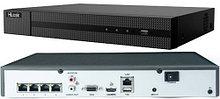 NVR-104MH-C/4P(B) - 4-х канальный сетевой видеорегистратор с разрешением записи до 6MP, с 4 PoE-портами.