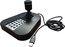 DS-RC105 - Пульт управления функциями цифровых DVR, NVR и скоростных PTZ-камер.