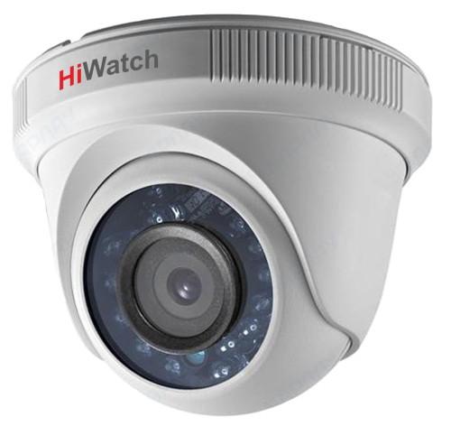 DS-T273 - 2MP мультиформатная (HD-TVI AHD CVI CVBS) уличная купольная камера с фиксированным объективом и