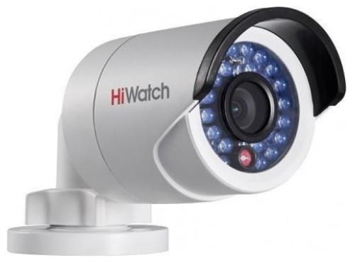 DS-T280 - 2MP мультиформатная (HD-TVI AHD CVI CVBS) уличная цилиндрическая камера с фиксированным объективом и ИК-подсветкой.