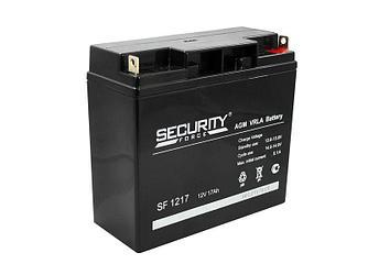 Аккумулятор SF 17 А/ч Security Force