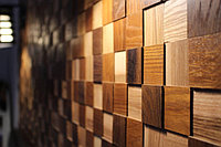 Деревянная мозаика Mosaic Ligh...