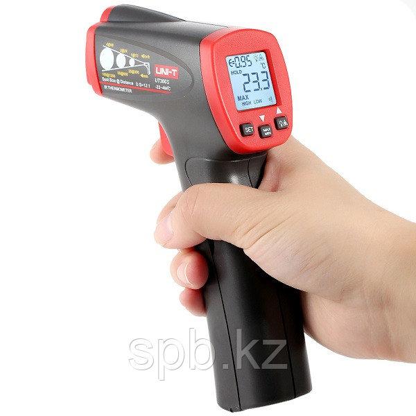 Инфракрасный бесконтактный термометр (пирометр) UNI-T UT300S