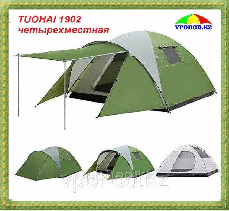 Палатка Tuohai 1902 четырехместная