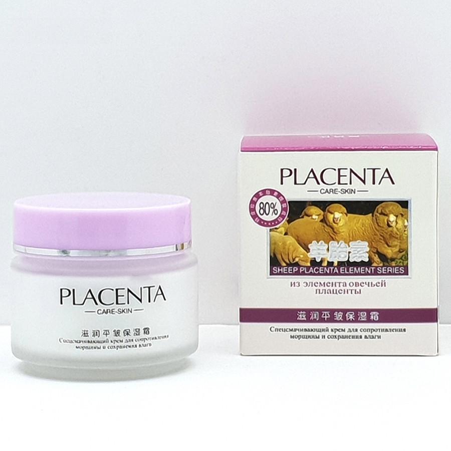 Крем для лица «Овечья плацента» Placenta от морщин, 80 гр.