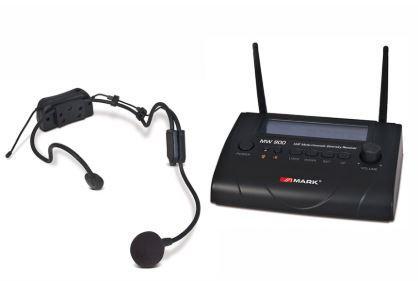 Беспроводной микрофон MARK MW 900/2