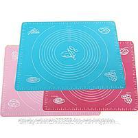 Силиконовый коврик для теста(70 см*50 см), фото 4