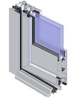 Система «теплых» алюминиевых профилей АПК02 с терморазрывом 18 мм