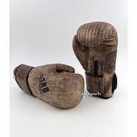 Боксерские перчатки Adidas Aiba (кожа)
