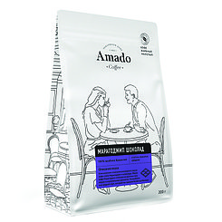 Марагоджип Шоколад Кофе молотый 200г