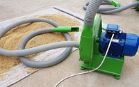 Молотковая дробилка 15 кВт