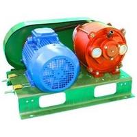 Агрегат вакуумный водокольцевой