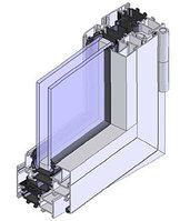 Система «теплых» алюминиевых профилей АПК03 с терморазрывом 32 мм СИАЛ