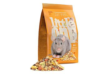 Little One полнорационный корм для крыс