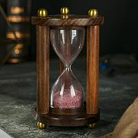 "Песочные часы ""Стандарт"" 6,5х6,5х10 см, фото 1"
