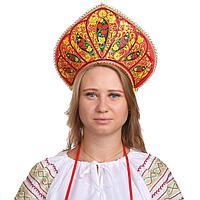 """Кокошник """"Пелагея"""""""