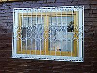 Кованная решетка, фото 1