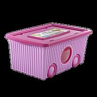 Коробка для хранения с колесами, фото 1