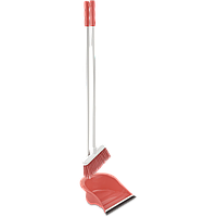Совок с щеткой для уборки tulip