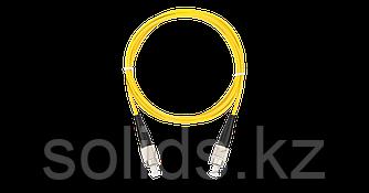 Патч-корд SM 9/125  FC/UPC-FC/UPC одинарный LSZH желтый 2м