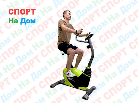 Велотренажер для верховой езды Aorlo 502B до 120 кг, фото 2
