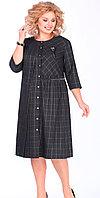 Платье Matini-31331, серый, 52