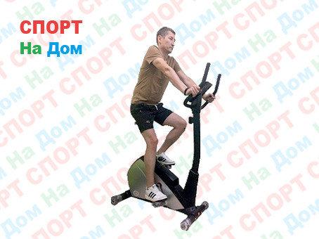 Велотренажер магнитный GF-119 до 120 кг, фото 2