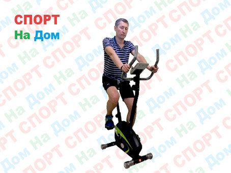 Магнитный велотренажер GF-116 до 110 кг, фото 2