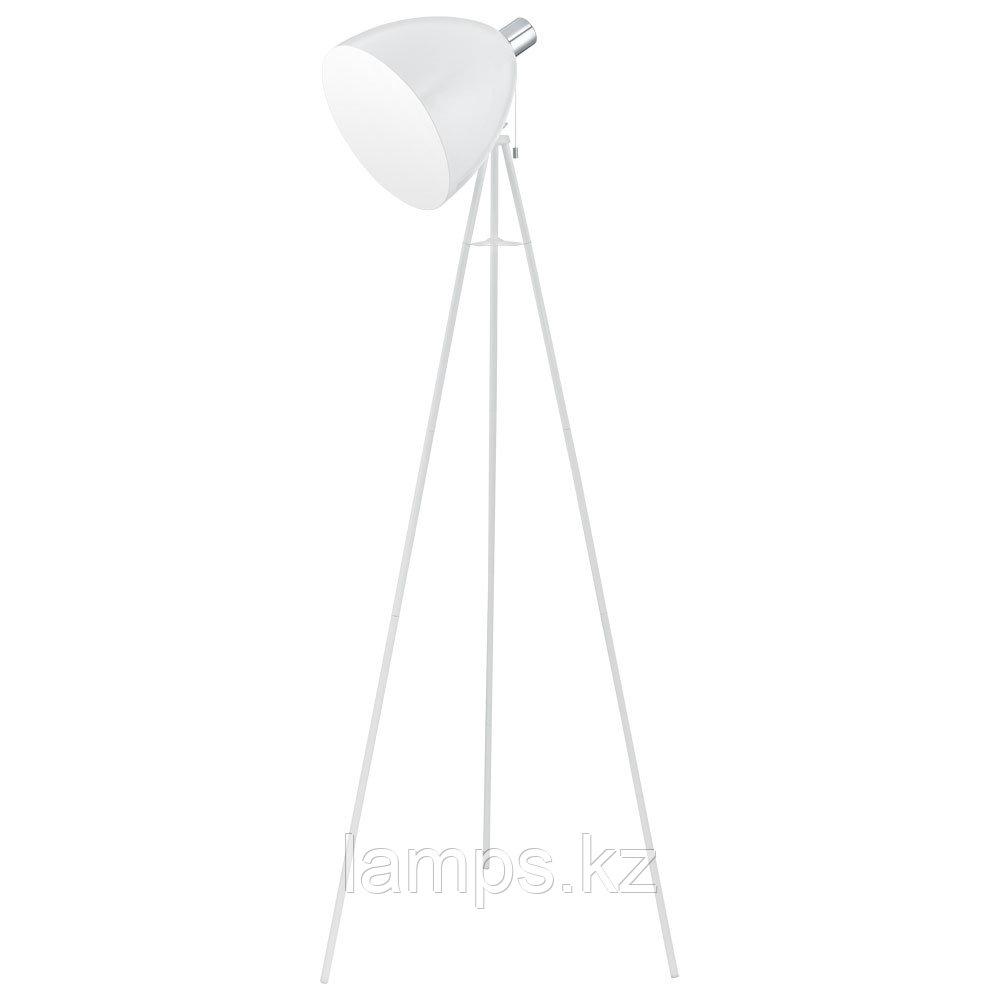 Светильник напольный /DON DIEGO/1-light floor luminaire; steel, white, chrome