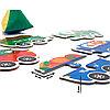 """Игра с мягкой пирамидкой """"Звероцепы"""" для самых маленьких VT2906-05, фото 3"""