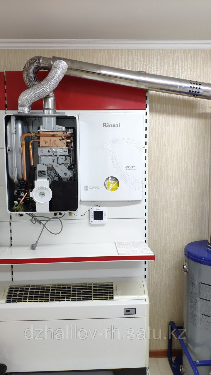 Газовый настенный котел Rinnai 248 KTU, Риннай - фото 2