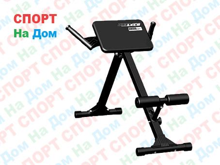 Скамья для мышц спины Гиперэкстензия Leco Starter до 100 кг.