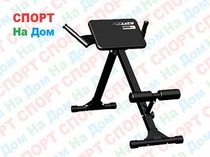 Скамья для мышц спины Гиперэкстензия Leco Starter до 100 кг., фото 2