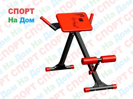 Скамья для мышц спины Гиперэкстензия Leco-IT Home до 120 кг.