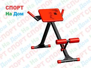 Скамья для мышц спины Гиперэкстензия Leco-IT Home до 120 кг., фото 2