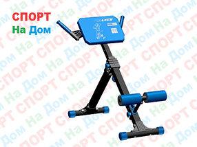Скамья для мышц спины Гиперэкстензия Leco-IT Pro до 140 кг.