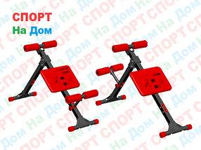 Скамья для пресса и мышц спины Leco-IT Home до 120 кг