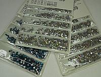 Стразы-кристаллы для маникюра MIX, фото 3