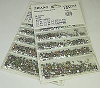 Стразы-кристаллы для маникюра MIX