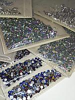 Стразы-кристаллы для маникюра MIX, фото 2