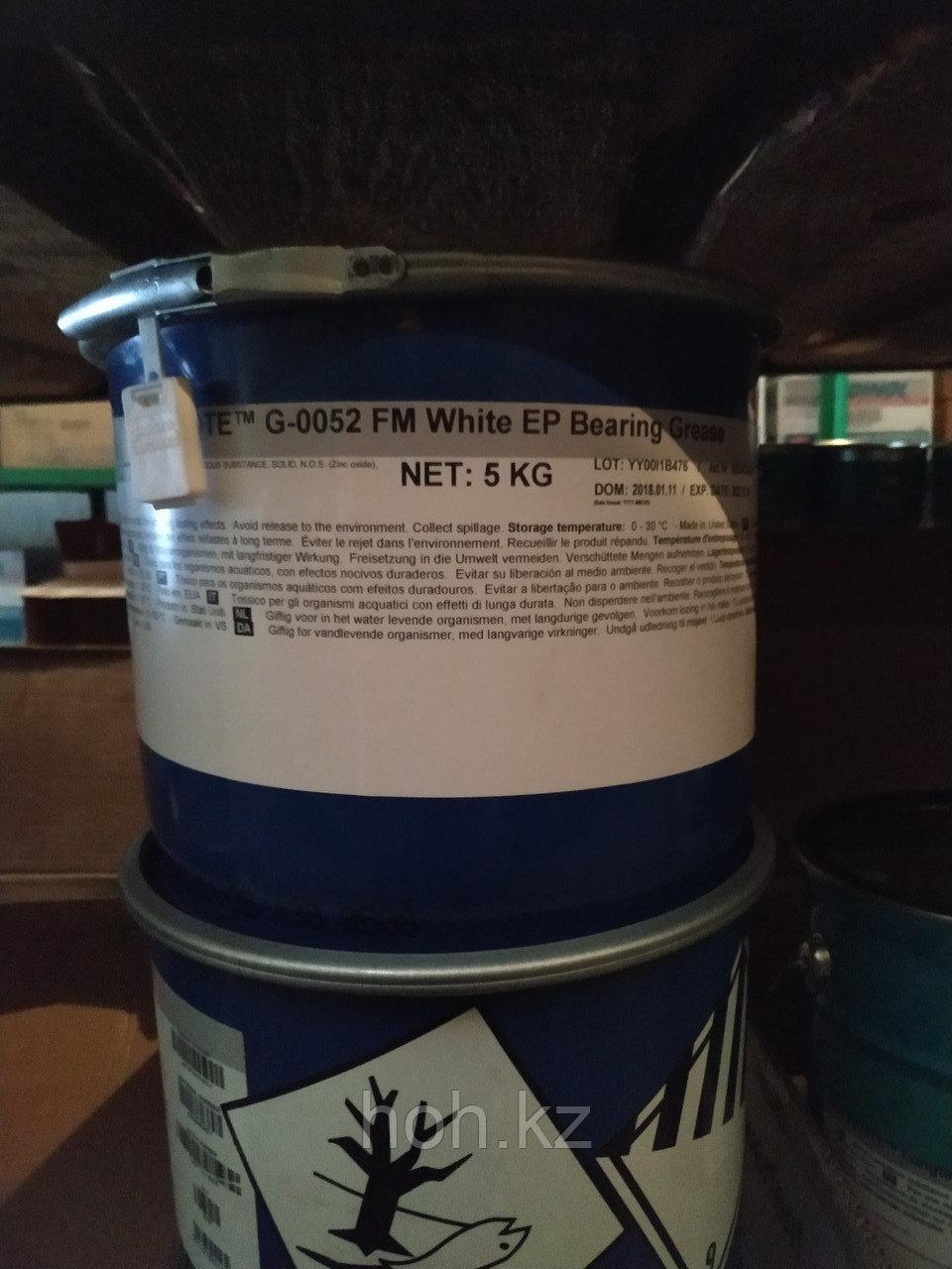 Molykote G-0052 FM Пластичная смазка с пищевым допуском EP-2