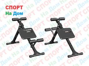 Скамья для пресса и мышц спины Leco Starter 100 кг