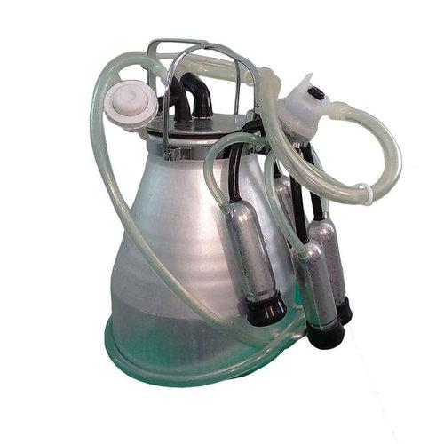Аппаратура к доильному аппарату (синхронного доения, алюминиевое ведро) (для коров)