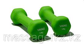 Гантель VIKING 1 кг (пара)
