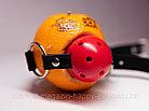 БДСМ кляп Apple, фото 3