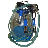 Аппаратура к доильному аппарату без насоса (попарного доения, прозрачное исполнение) (для коров)