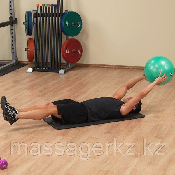 Гимнастический мяч ф45 см - фото 3