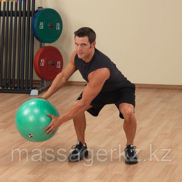 Гимнастический мяч ф45 см - фото 4